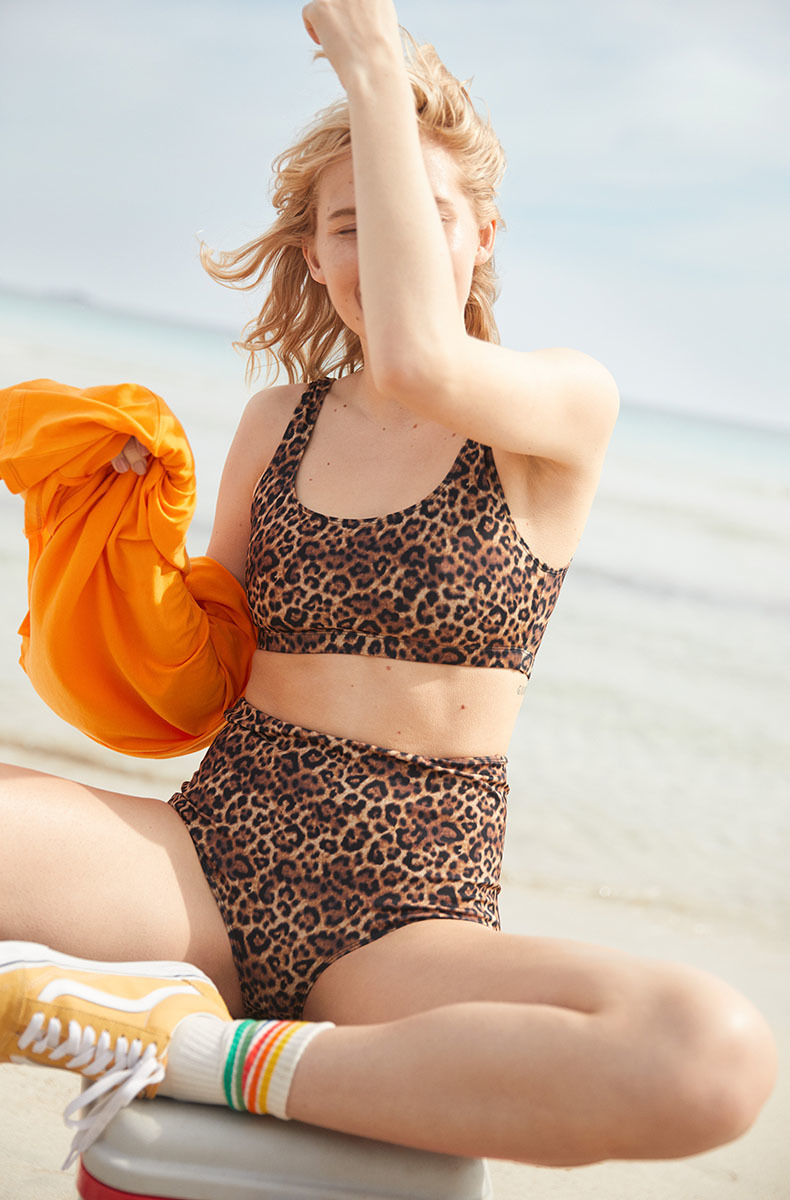 Monki Launches Its First Sustainable Swimwear Collection