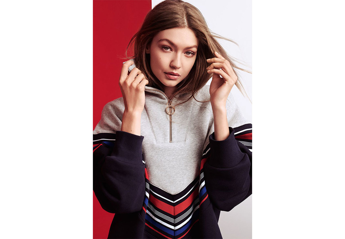 Ready To Race: Tommy x Gigi Unveil Spring 2018 Collection