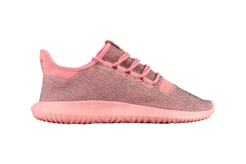 "The Adidas Originals Tubular Shadow In ""Tactile Rose"" Is A Textured Gem"