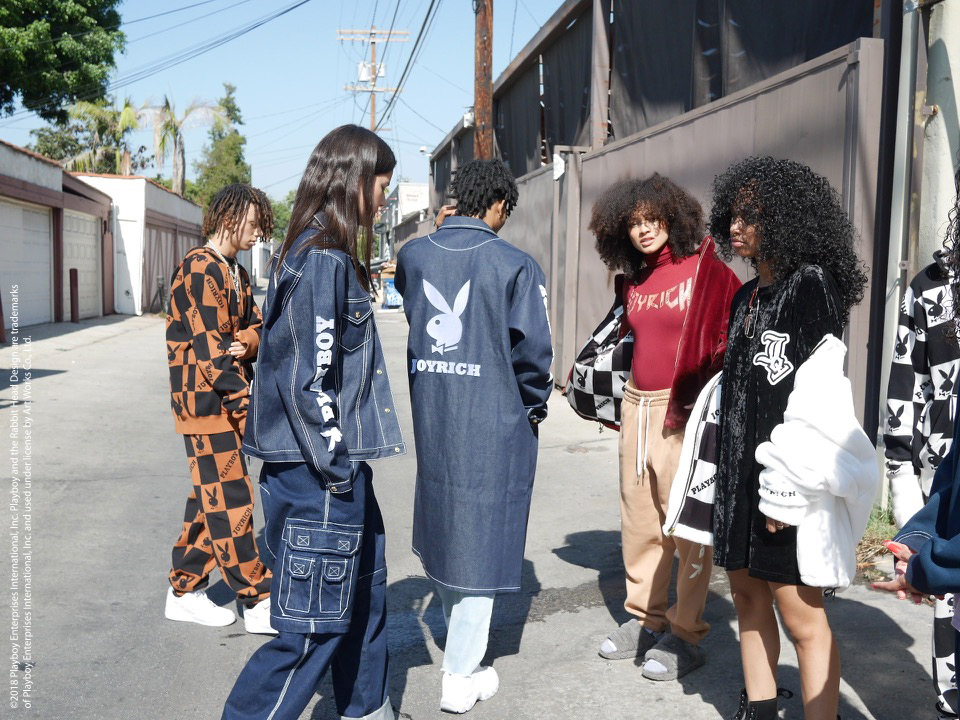 Joyrich Launches Its 6th Collaboration This Fall With Playboy