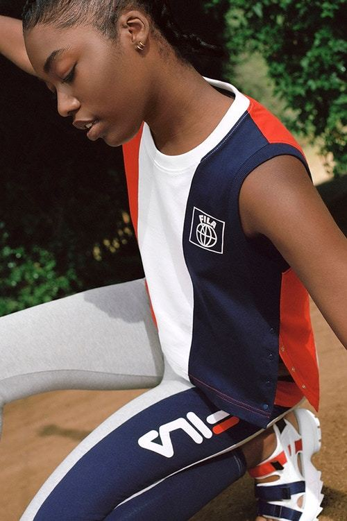 Fila spring summer heritage lookbook 3