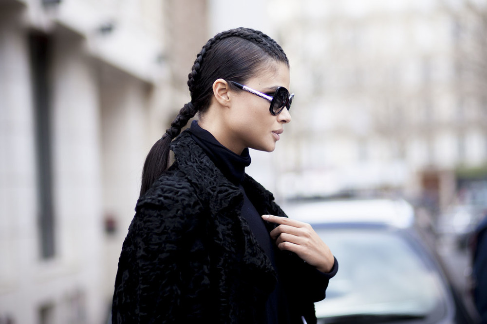 Paris fashion week streetstyle 087