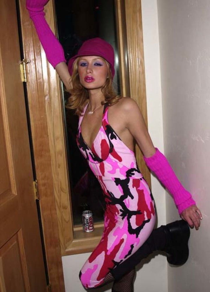 Paris hilton no shame moments 17