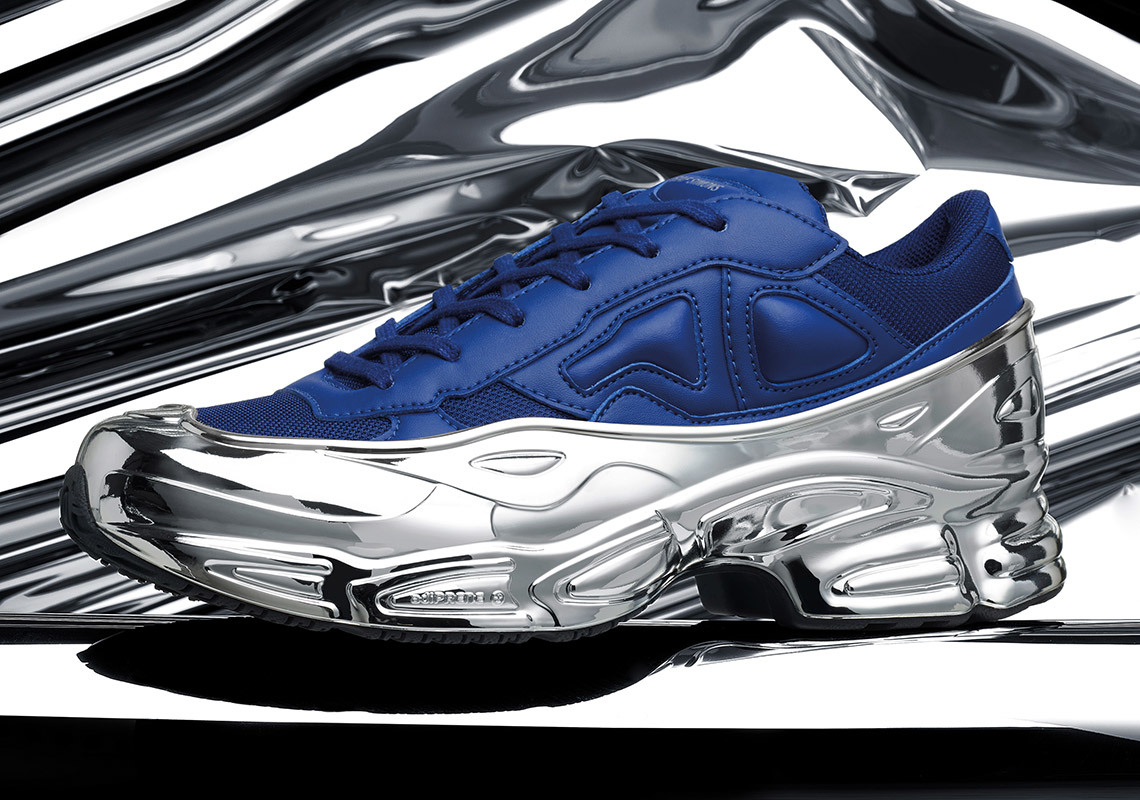 Raf Simons' Latest Adidas Collection Complete With Mirrored Soles Has Been Revealed