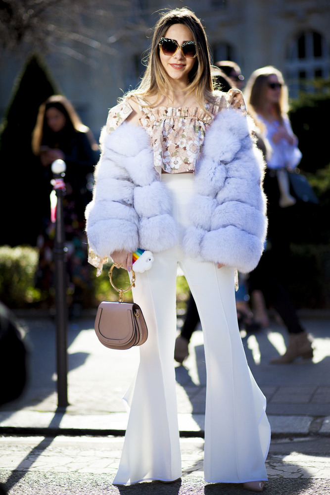 Paris fashion week streetstyle 036