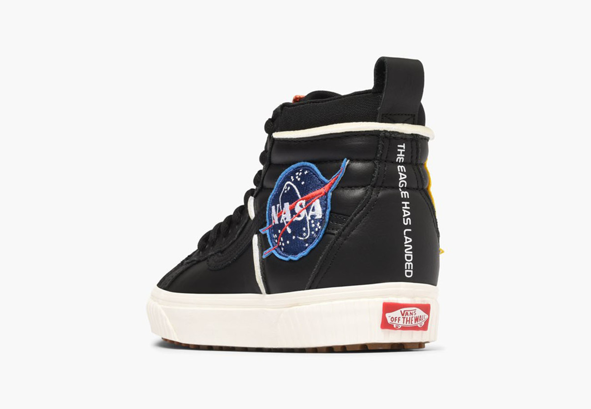 Vans' New Collection Celebrates 60 Years Of Space Travel