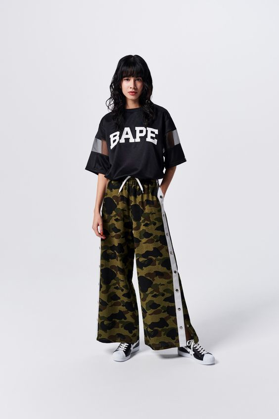 BAPE Previews Its New SS19 Women's Collection