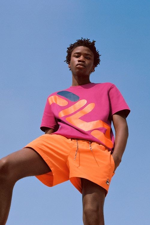 Fila spring summer heritage lookbook 12