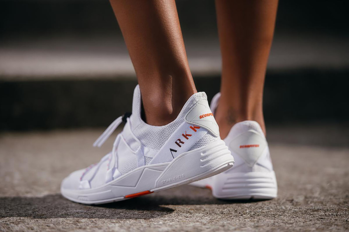 ARKK Copenhagen Drops Its First Women's-Exclusive Sneaker