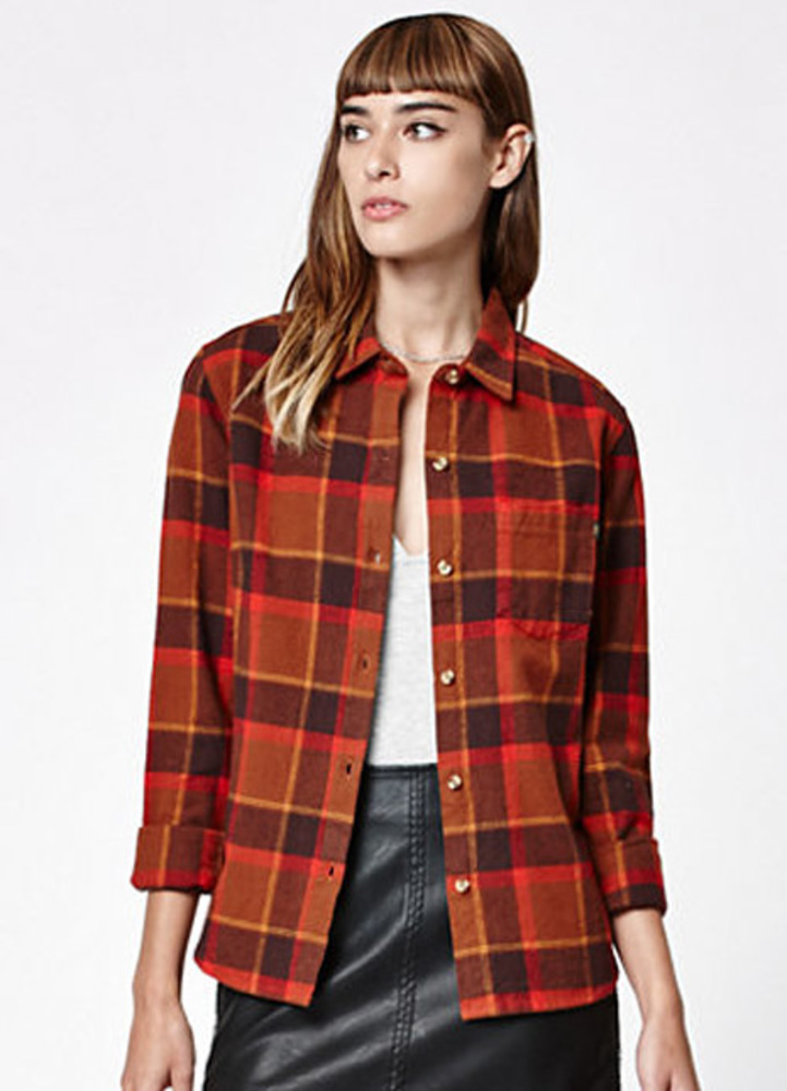 11 flannel fashion trend