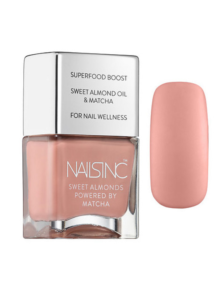 Nude nail color trends 02