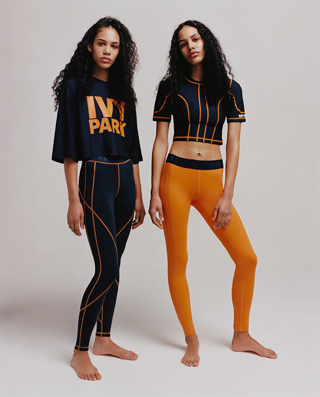 IVY PARK Is Twinning In Its Buff New Lookbook
