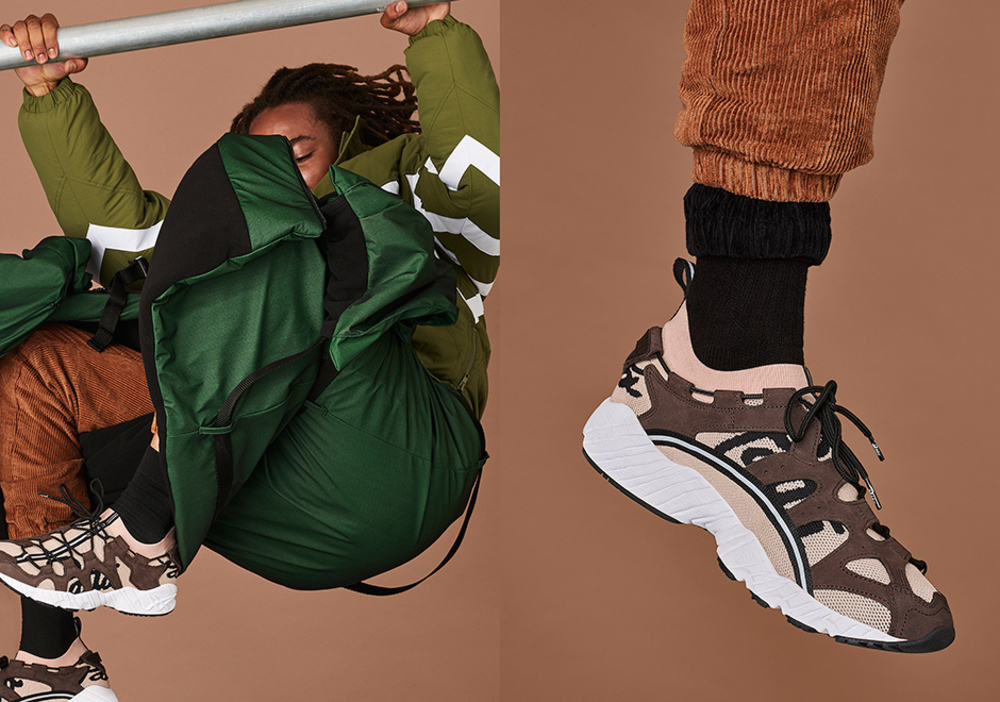 Patta X ASICS Return With New Premium Knit GEL-Mai