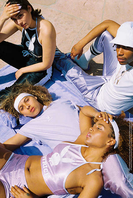 Joyrich Gets Together With Playboy For Hot Festival Capsule