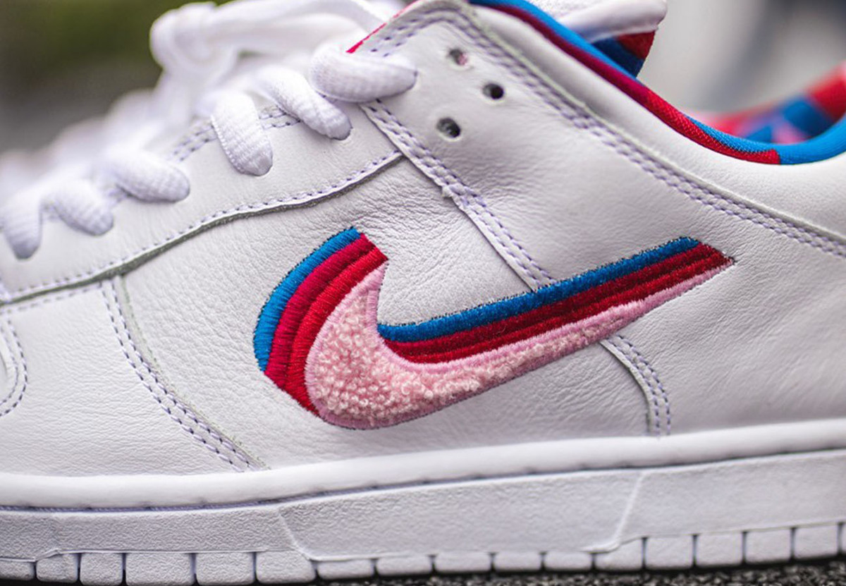 Parra x Nike SB Dunk Low Collab Has Been Released In Detail