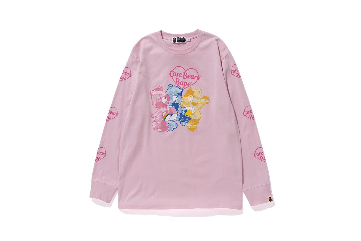 BAPE x Care Bears Is The Collab We Didn't Know We Needed