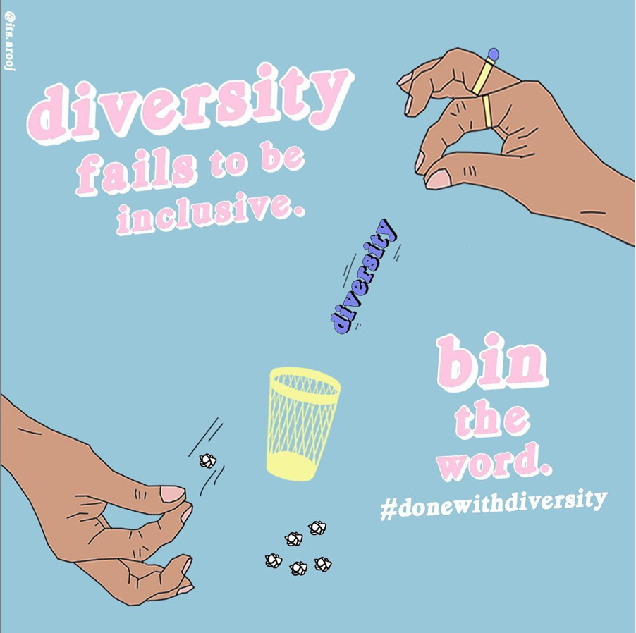 It's Time To Leave 'Diversity' Buzzwords In 2019