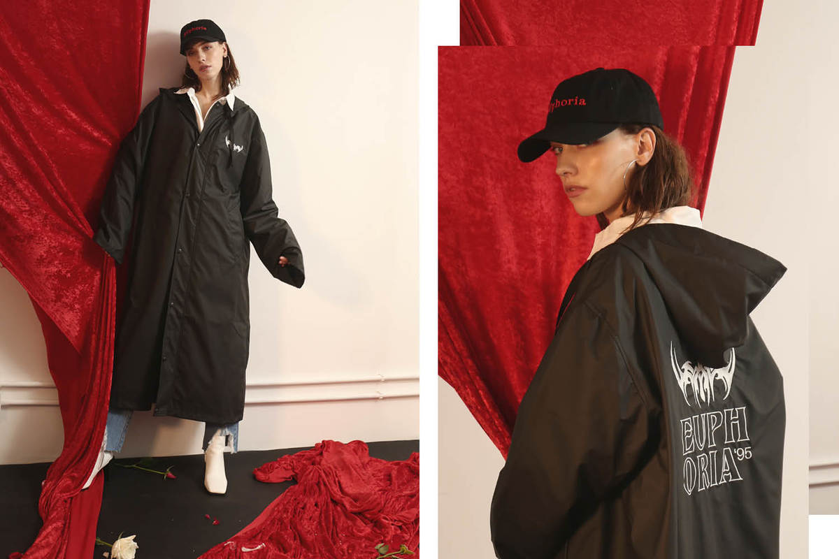 Off-Duty Raver: HBX Shoots MISBHV's Key '90s Fall/Winter Pieces