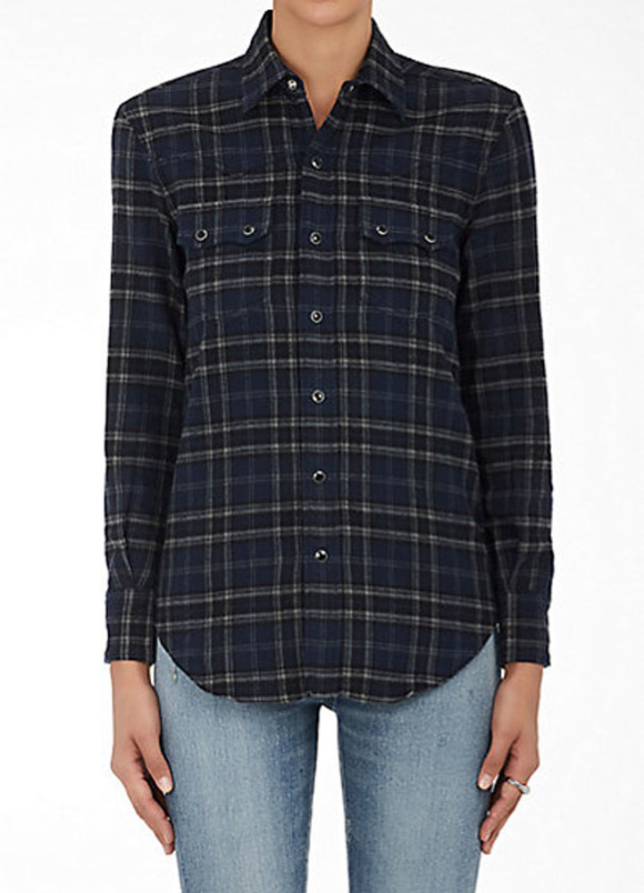 10 flannel fashion trend