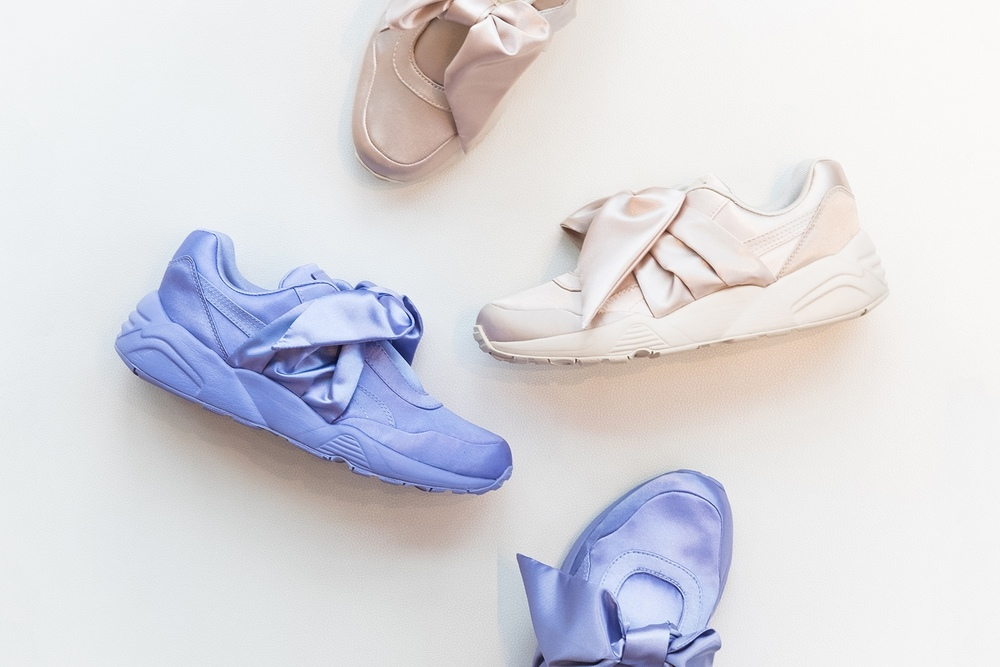 Rihanna Is Dropping New Fenty x PUMA Footwear Perfect For Your Spring Wardrobe