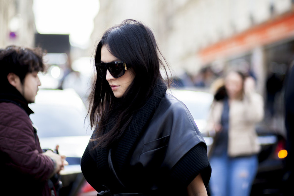 Paris fashion week streetstyle 072