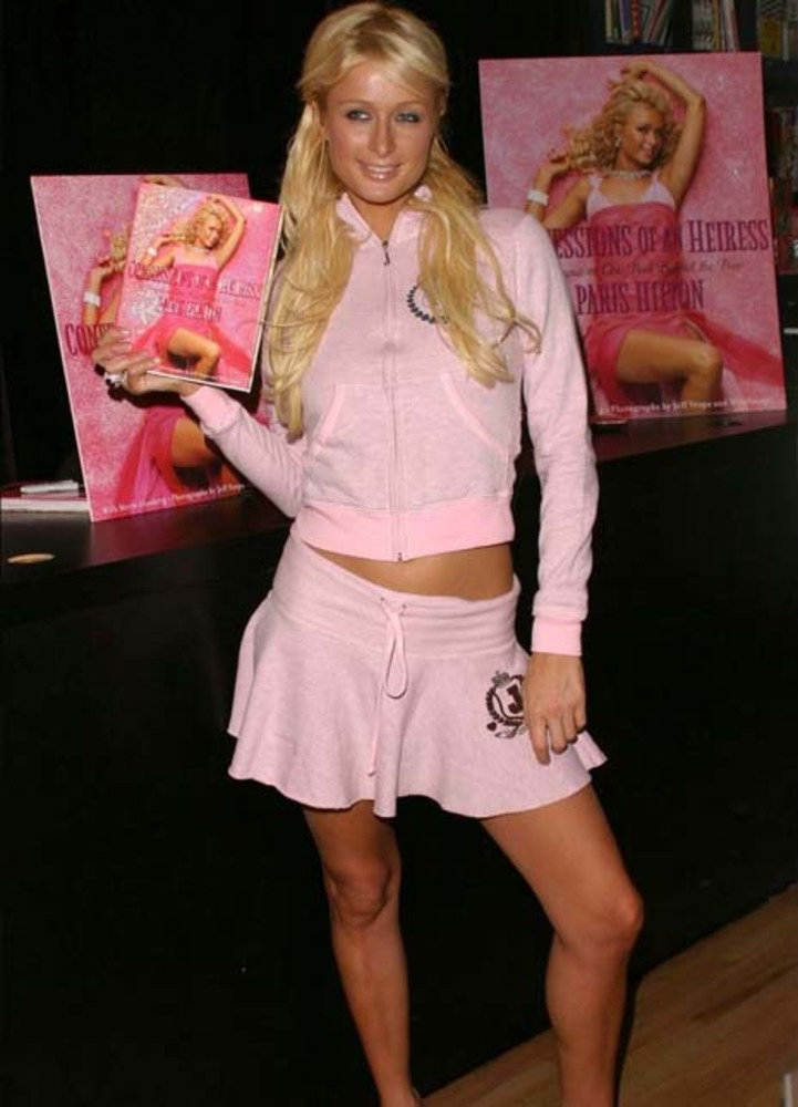 Paris hilton no shame moments 24