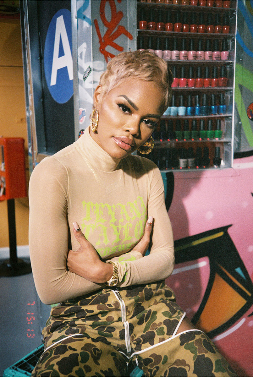 VFILES Is Hosting A GCDS X Teyana Taylor Pop-Up From Tomorrow