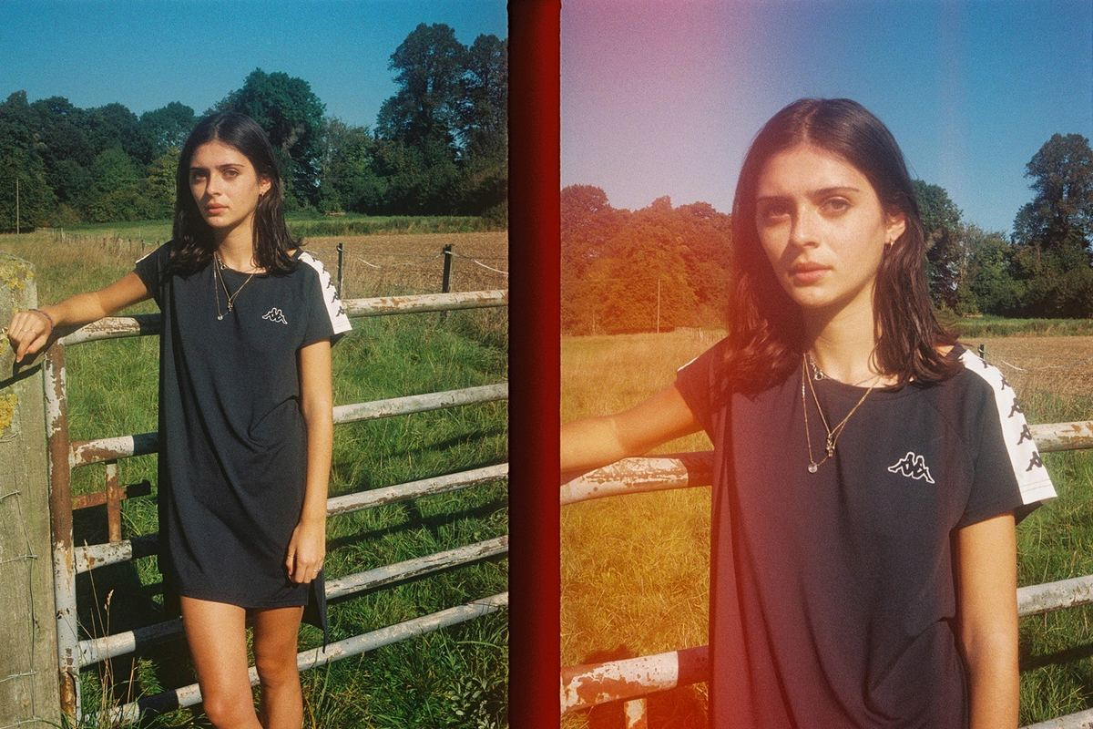 Kappa's Spring/Summer 2018 Lookbook Is Full Of Teen Spirit
