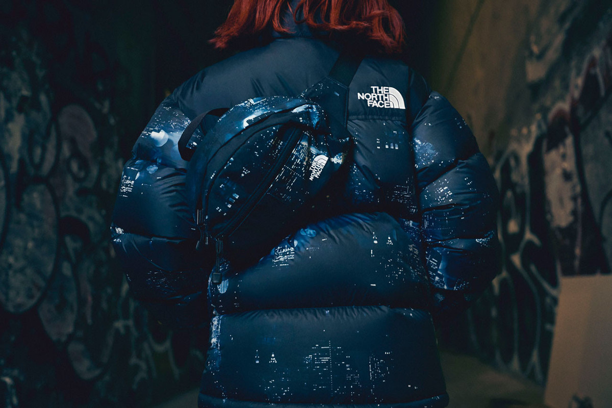 New Extra Butter And The North Face's Collection Inspired By New York City