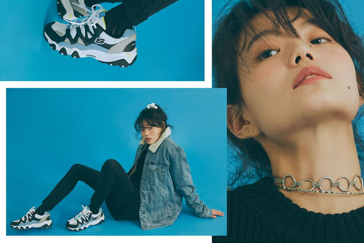 Skechers Korea Reclaims The Ugly Sneaker With Limited Edition One Piece Collab