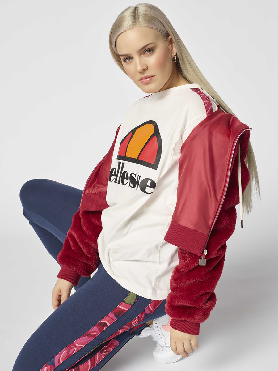 Ellesse Introduced Their Second Capsule Collection With British Singer Anne-Marie