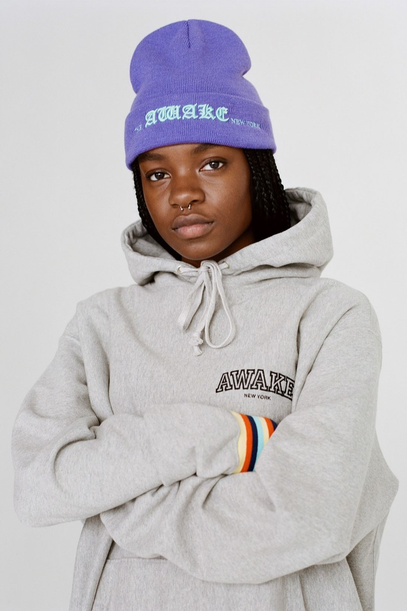 Awake NY Pays Tribute To Angela Davis In New Fall / Winter Collection