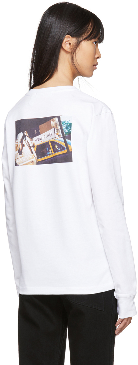 "Dress Like The New Yorker You Want To Be With Helmut Lang's ""Taxi"" Drop"