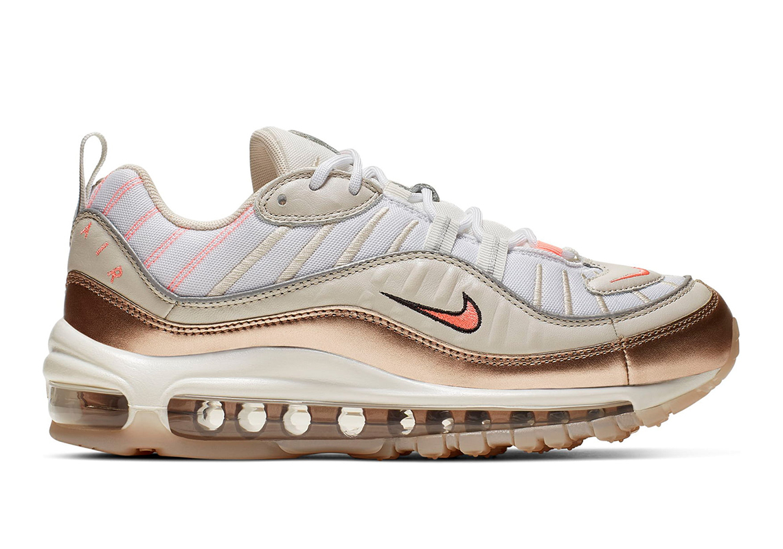Nike Air Max 98 Revamped As An Everyday Classic