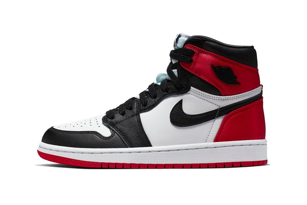 "We Know Where You Can Buy The Exclusive Women's Air Jordan 1 ""Satin Black Toe"""