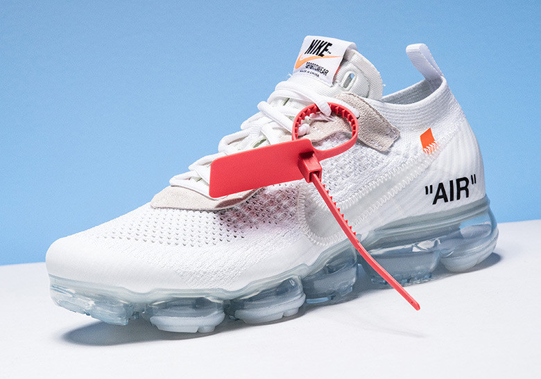 Off white nike vapormax white where to buy them