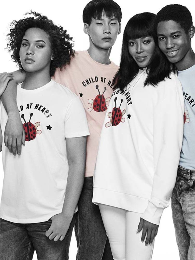 Naomi campbell diesel fashion for relief 2