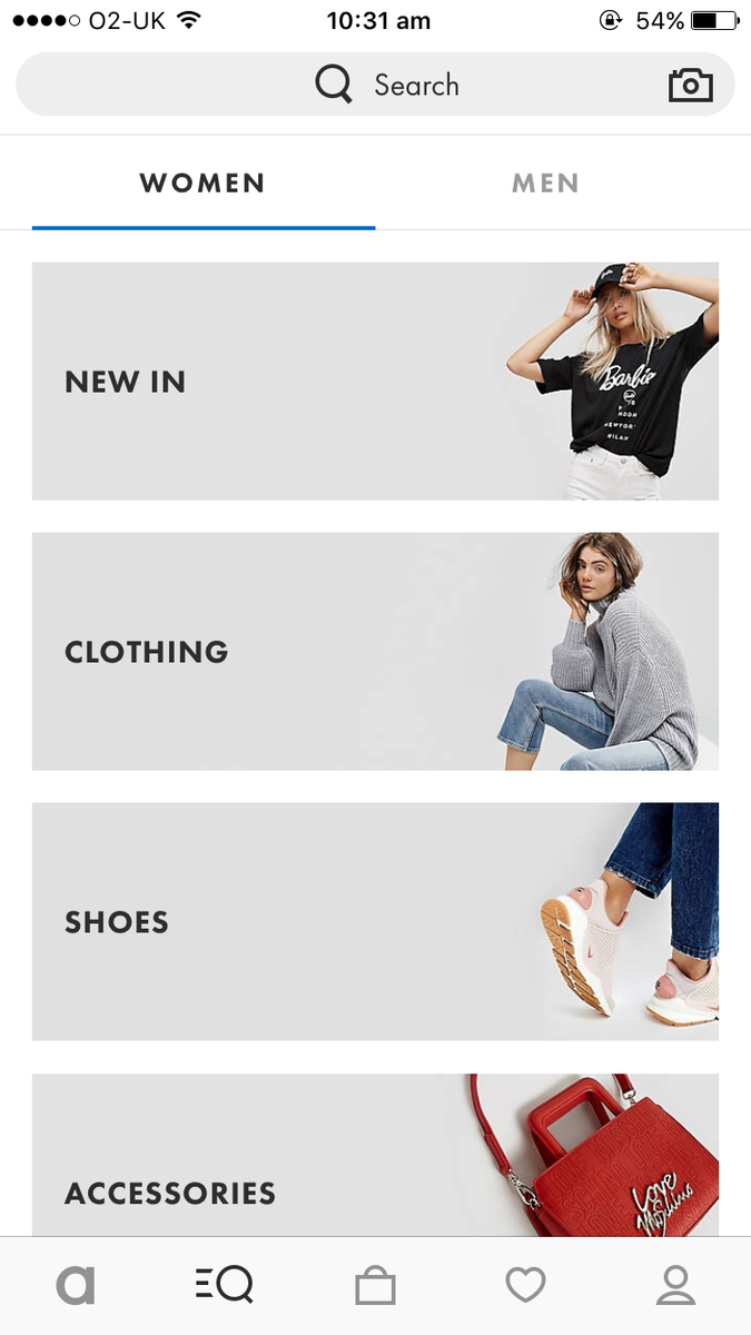 You Can Now Search ASOS Products Using Just A Photo
