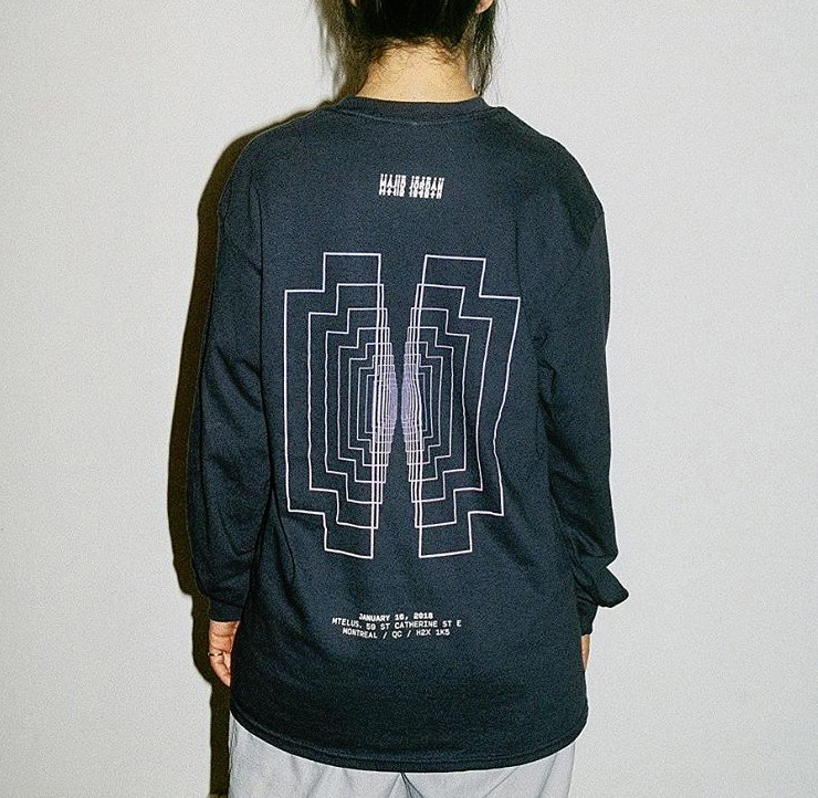 Saintwoods Dropping Exclusive Merch For Majid Jordan's World Tour