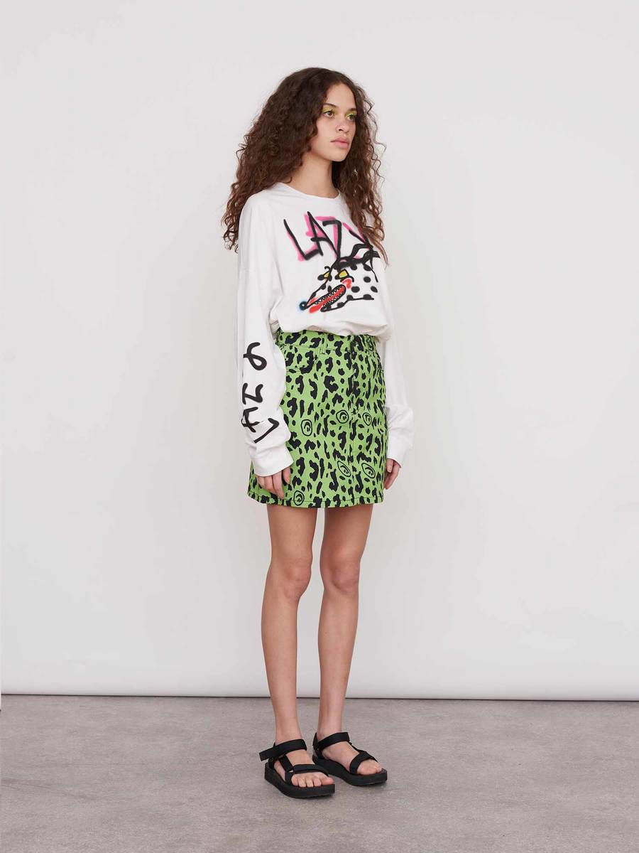 Lazy Oaf Unveils New Summer Collection Of Perfectly Printed Pieces