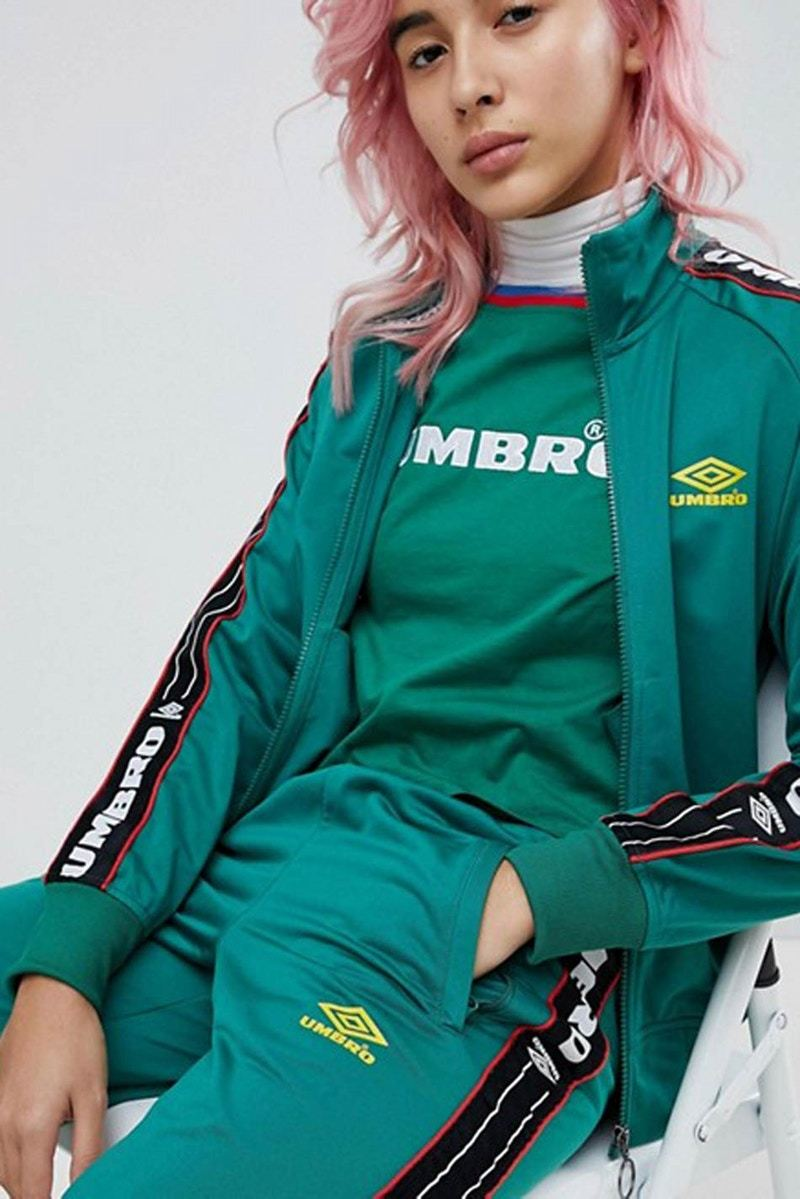 Put Your Closet On A January Diet With Umbro's ASOS-Exclusive Capsule
