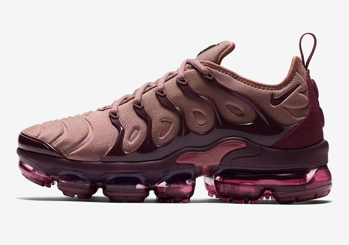Nike Air VaporMax Plus Erotic Burgundy Seduction