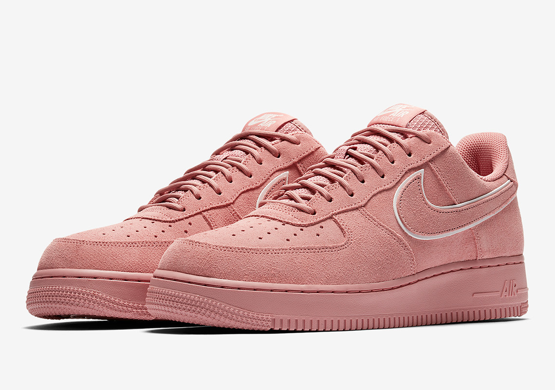 Nike's Upcoming Trio Of Air Force 1 Lows Already Has Us Per-Sueded