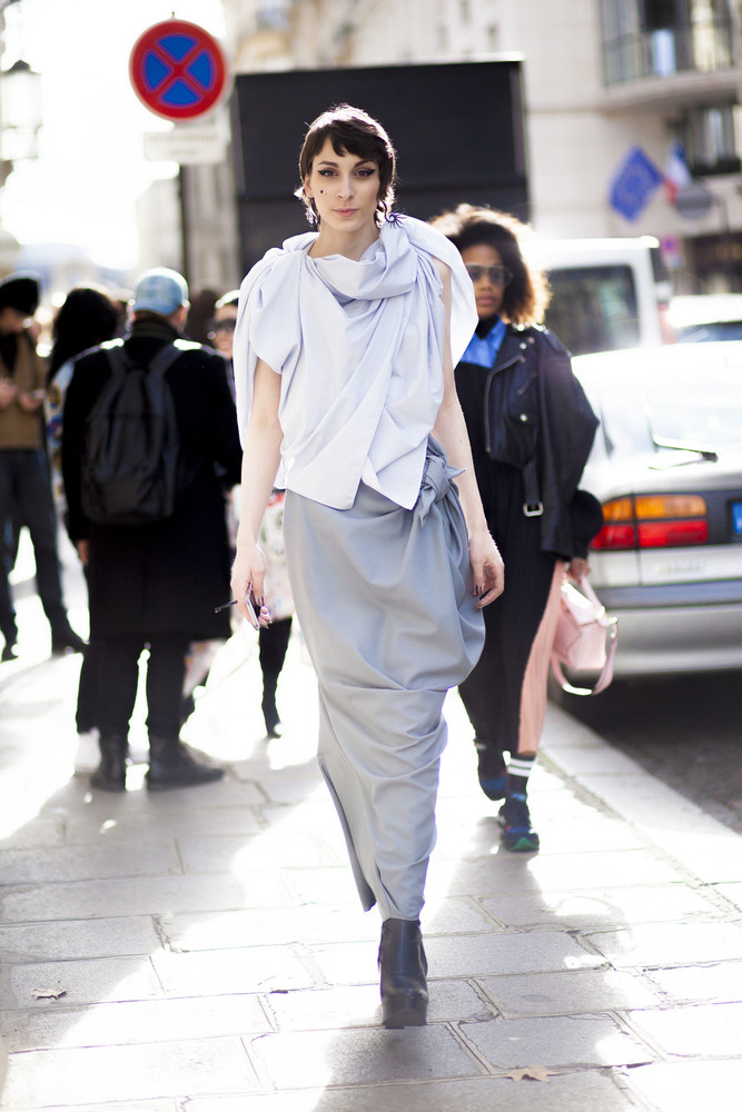 Paris fashion week streetstyle 071