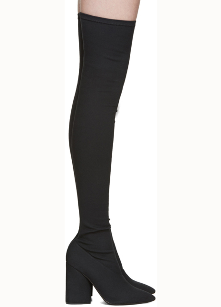 Overknee boots fashion trend 1