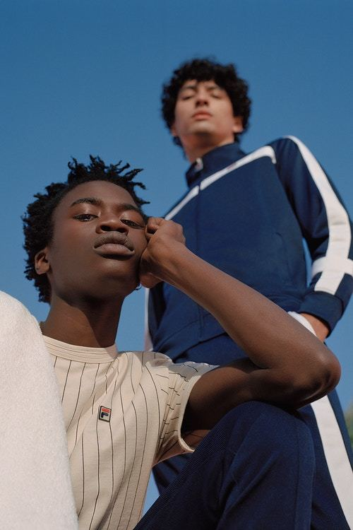 Fila spring summer heritage lookbook 9