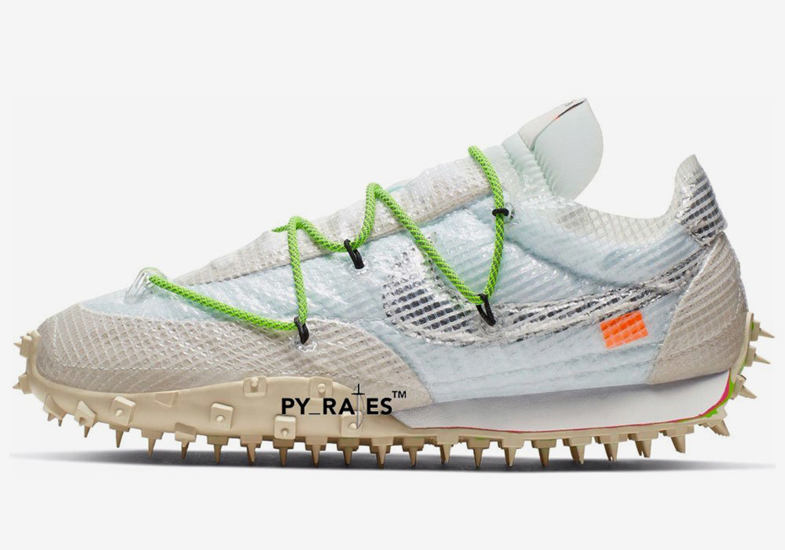 Meet Off-White and Nike's New Waffle Racer