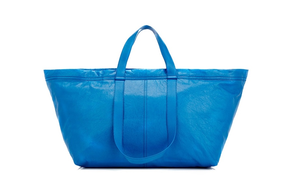 The Classic Ikea Shopping Bag Now Costs $2K Thanks To Balenciaga