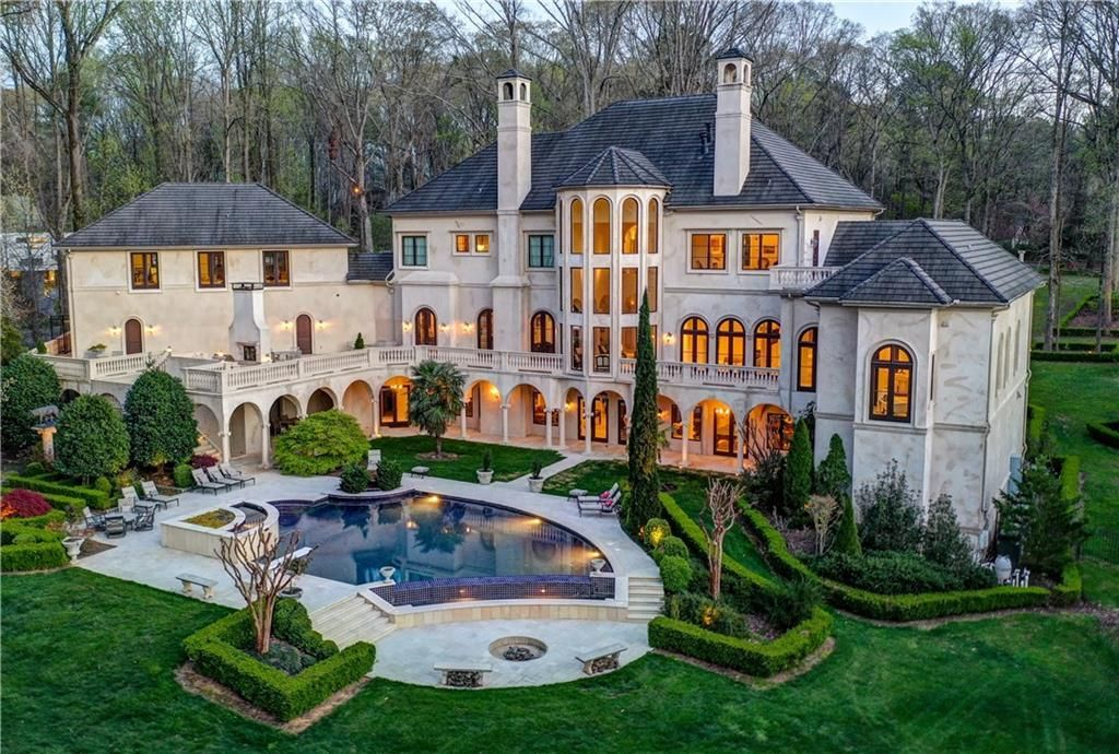 A Look Inside Cardi B and Offset's Multi-Million Dollar Mansion