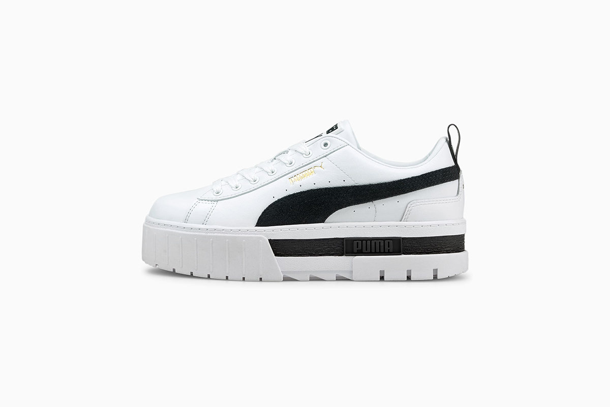 Puma Launches The Mayze Platform Sneaker